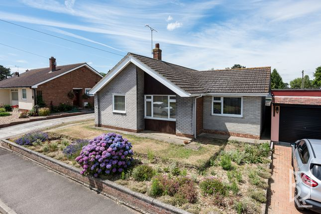 Thumbnail Bungalow for sale in Remus Close, Colchester