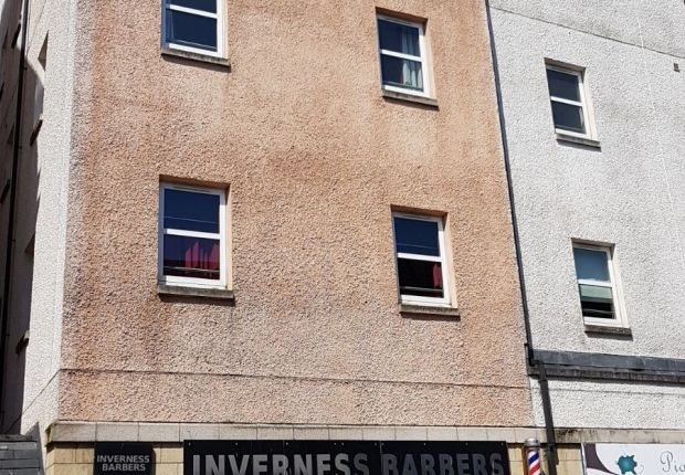 Thumbnail Flat for sale in Strothers Lane, Inverness