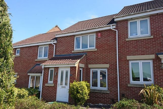 Thumbnail Terraced house to rent in Rudman Park, Chippenham