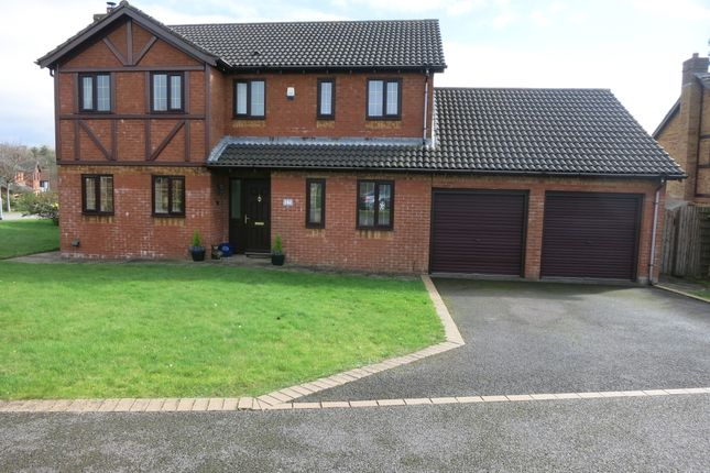 Thumbnail Detached house for sale in 27 Eglwys Nunydd, Margam, Port Talbot