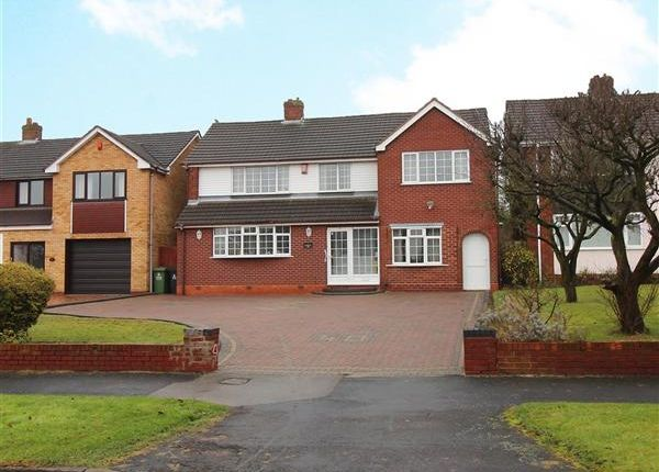 Thumbnail Detached house for sale in Norman Road, Walsall