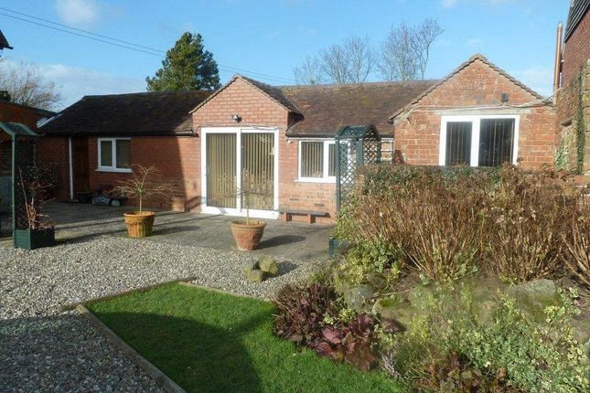 Thumbnail Bungalow to rent in Hughley, Shrewsbury
