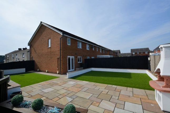Thumbnail End terrace house for sale in Frizington Road, Frizington