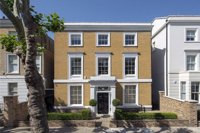 Thumbnail Detached house for sale in Hamilton Terrace, St John's Wood, London