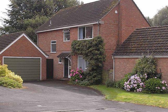 Thumbnail Detached house to rent in The Paddocks, Ramsbury, Marlborough