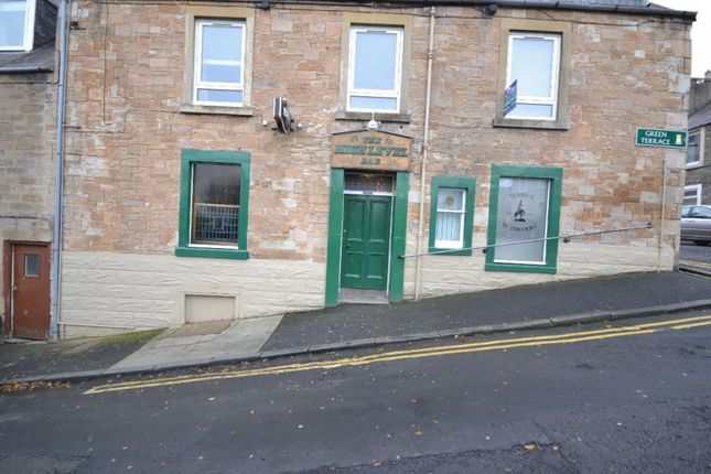 Thumbnail Bungalow for sale in The High Level, 11 Green Terrace Hawick
