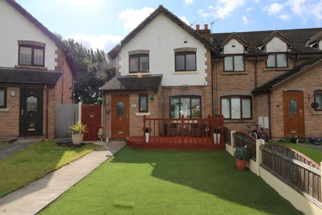 Thumbnail Semi-detached house for sale in Boundary Green, Denton, Manchester