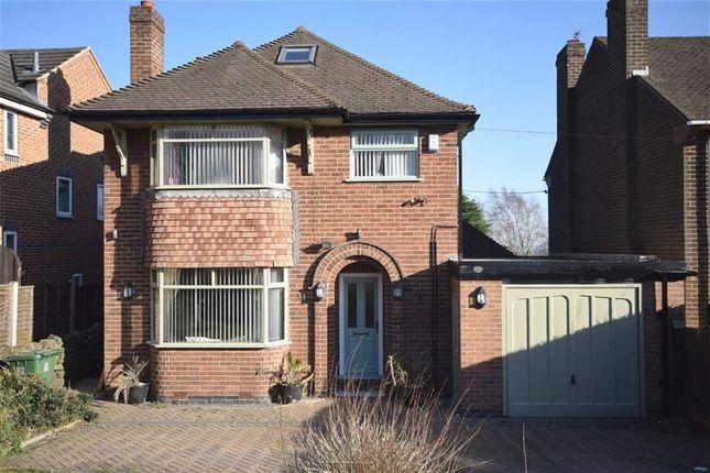 Thumbnail Detached house for sale in Crich Lane, Belper