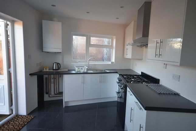 Thumbnail Semi-detached house to rent in Orchard Grove, Edgware, Middlesex