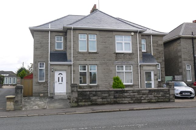 Thumbnail Semi-detached house for sale in Ayr Road, Prestwick
