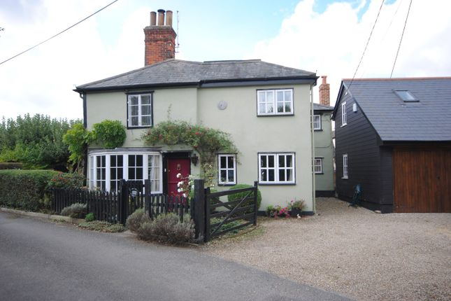 Thumbnail Cottage for sale in Chatham Green, Nr. Chelmsford