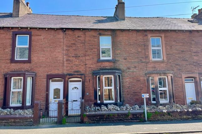 3 bed terraced house for sale in York Street, Penrith CA11