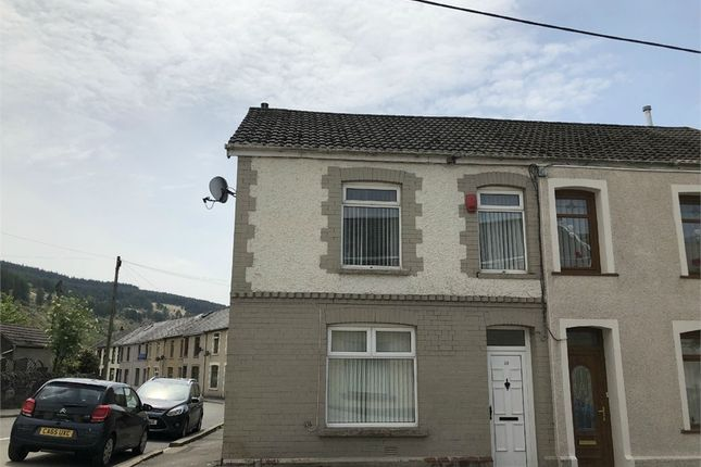 Thumbnail End terrace house to rent in Dunraven Street, Glyncorrwg, Port Talbot, West Glamorgan