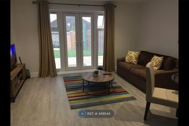 Thumbnail Terraced house to rent in Longshore Drive, Shoreham-By-Sea