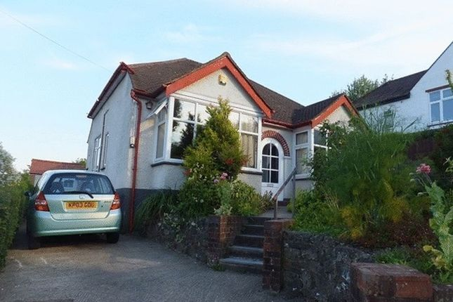 Thumbnail Detached house to rent in Hilltop Road, Whyteleafe