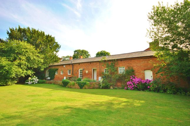 Thumbnail Barn conversion for sale in The Mews, Shelton Hall, Shelton