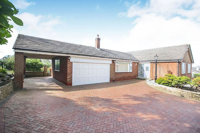 Thumbnail Bungalow for sale in Carr Brow, High Lane, Stockport, Cheshire