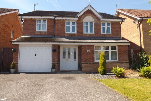 Thumbnail Detached house to rent in Hampton Court Way, Widnes