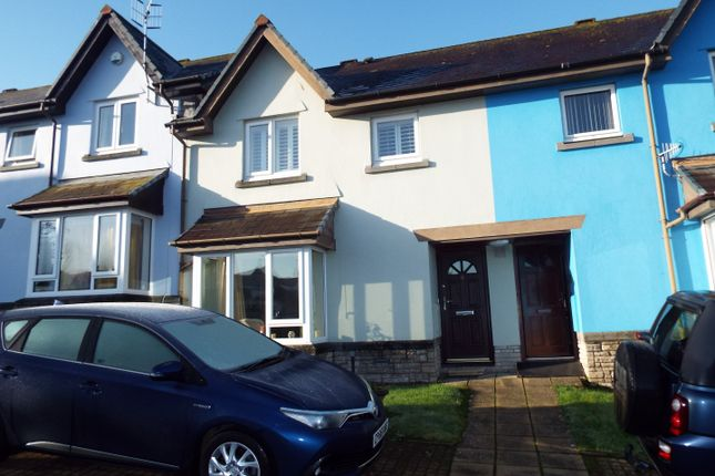 Thumbnail Terraced house for sale in 6 Dunns Close, Mumbles, Swansea