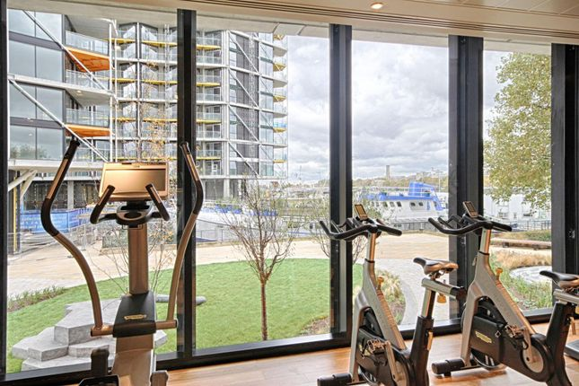 Gym 2 of 4 Riverlight Quay, Nine Elms SW11