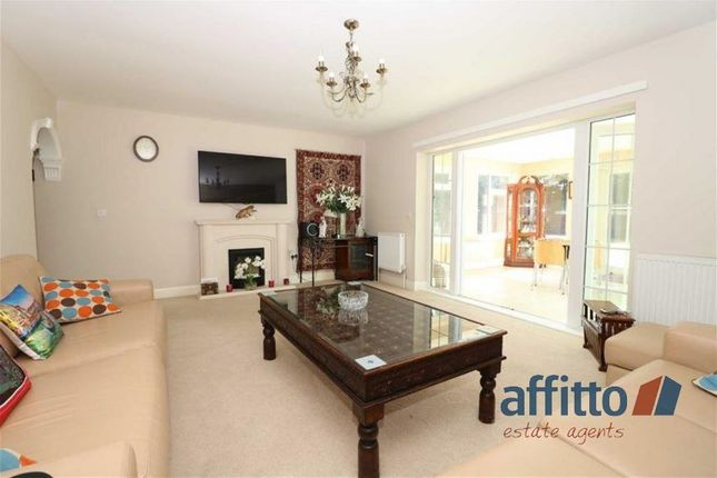 Thumbnail Detached house to rent in Granville Avenue, Oadby, Leicester