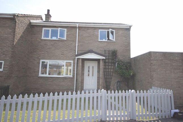 3 bed terraced house for sale in Westacres, Wark, Hexham NE48
