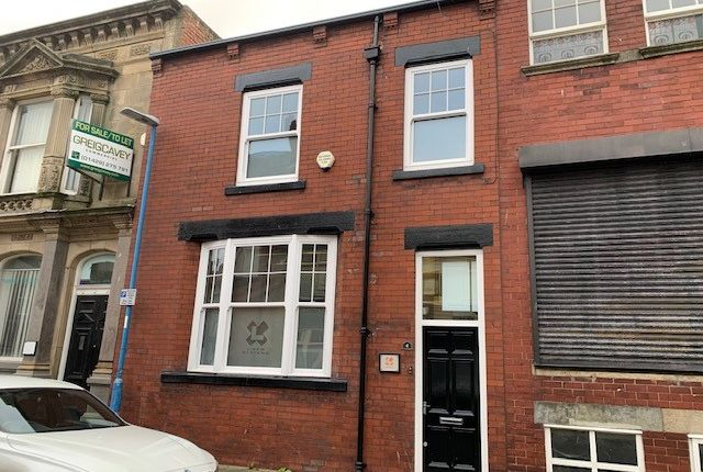 Thumbnail Office to let in 4 Scarborough Street, Hartlepool