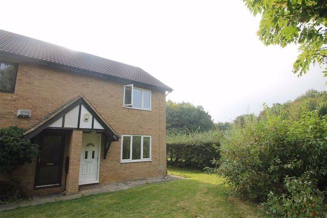Thumbnail Semi-detached house to rent in Porlock Lane, Furzton, Furzton