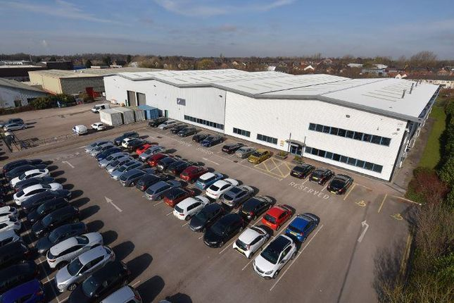 Thumbnail Light industrial to let in Northbank Industrial Estate, Irlam, Manchester