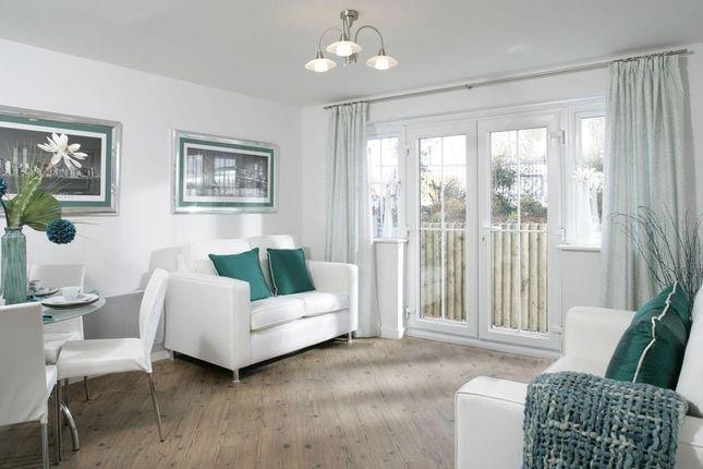 """Thumbnail Detached house for sale in """"Stevenson"""" at Lightfoot Lane, Fulwood, Preston"""