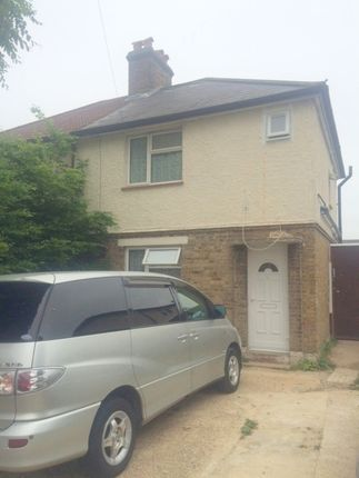 Thumbnail Flat to rent in West Avenue, Southall/Greenford