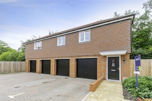 Thumbnail Flat for sale in Copse Close, Fleet, Hampshire