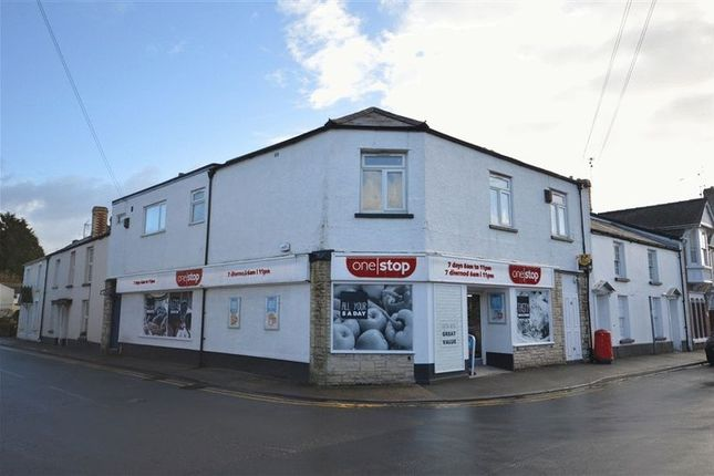 Thumbnail Flat to rent in Maryport Street, Usk