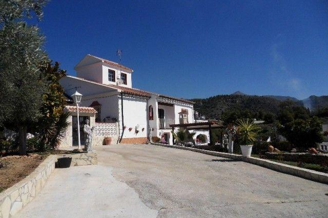 Sdc13688 of Spain, Málaga, Frigiliana, Cortijos De San Rafael