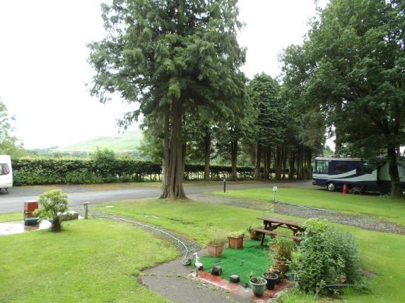 Garden Area of Sedbergh, Cumbria, United Kingdom LA10