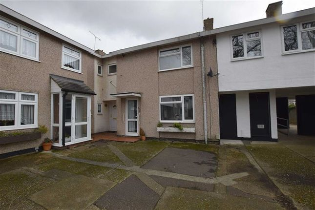 Thumbnail Terraced house for sale in Gay Links, Basildon, Essex