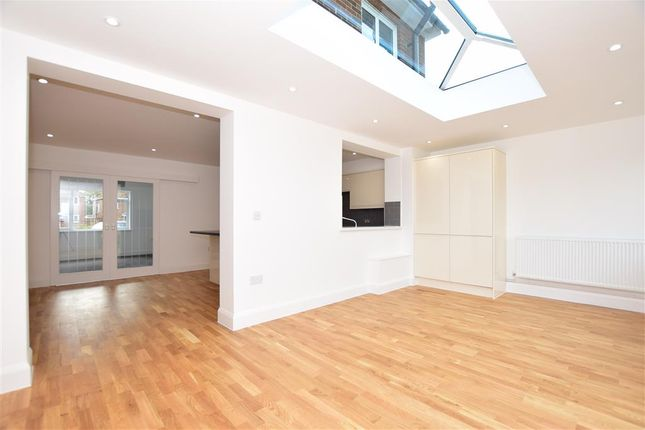 Thumbnail Semi-detached house for sale in Manston Road, Ramsgate, Kent
