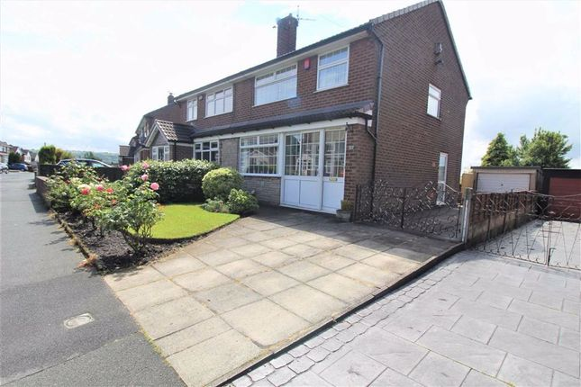 Thumbnail Semi-detached house for sale in Welch Road, Hyde, Cheshire