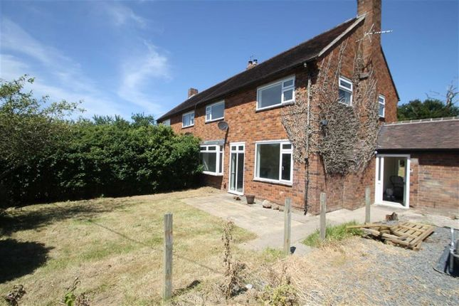 Thumbnail Semi-detached house to rent in The Hayes Cottages, Merrington, Shrewsbury