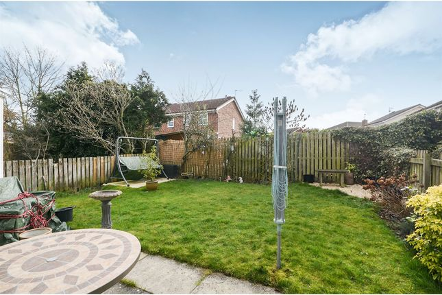 Thumbnail Semi-detached house for sale in Broughton Way, York