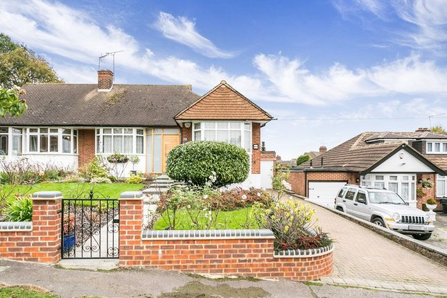 Thumbnail Bungalow for sale in Bracken Drive, Chigwell