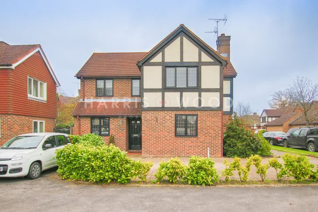Thumbnail Detached house for sale in Stoneleigh Park, Colchester