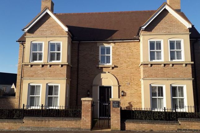 Thumbnail Property for sale in Paxton Drive, Fairfield Park, Hitchin