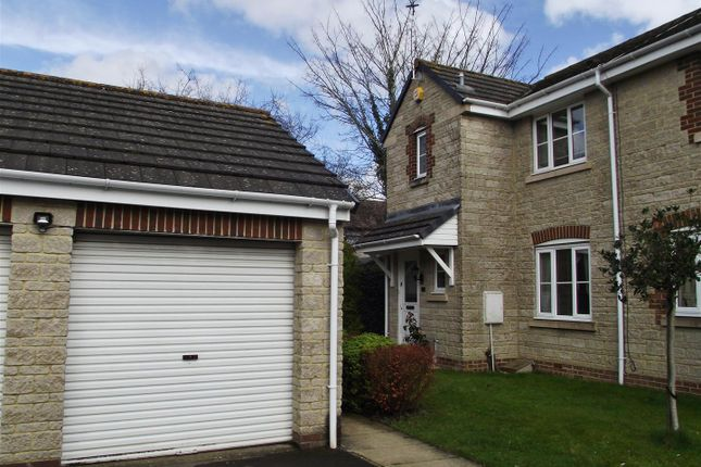 Thumbnail End terrace house for sale in Woodsage Way, Calne