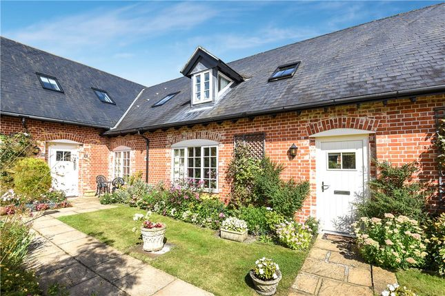 Thumbnail Terraced house for sale in Home Farm, Iwerne Minster, Blandford Forum