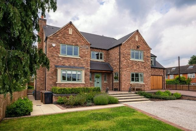 Thumbnail Detached house to rent in Barrow On Trent, Derbyshire