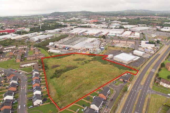 Thumbnail Warehouse for sale in Balloo Park, Bangor, County Antrim