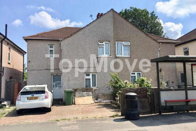 Thumbnail Semi-detached house for sale in Church Road, Mitcham