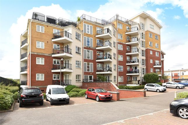Thumbnail Flat for sale in Omega Court, The Gateway, Watford, Hertfordshire