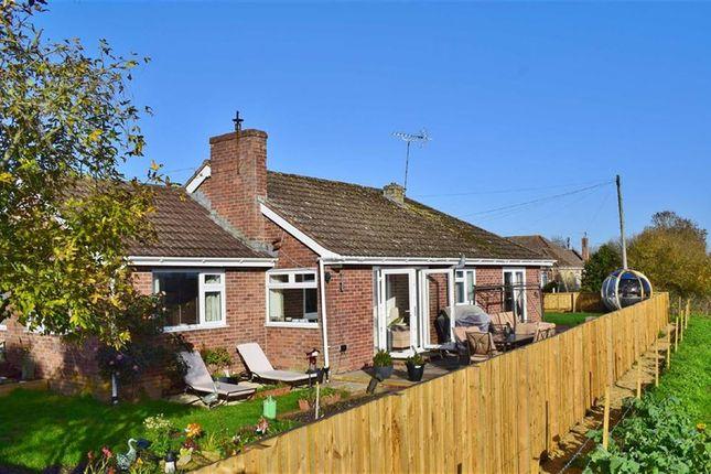 Thumbnail Detached bungalow for sale in Burleaze, Chippenham, Wiltshire
